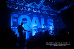 Foals || Concert @ Splendid : Lille : Ground Zero 2010