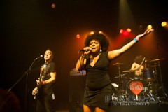 The Bellrays || Concert @ Ferme d'en haut : Villeneuve d'Ascq