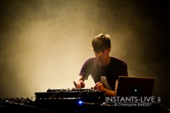 Jon Hopkins || Concert @ Grand Mix : Tourcoing