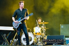 Queens of the Stone Age || Concert @ Main Square Festival 2011