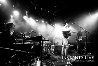 Pan Aurora – Concert @ Aéronef : Lille : 29.01.2013