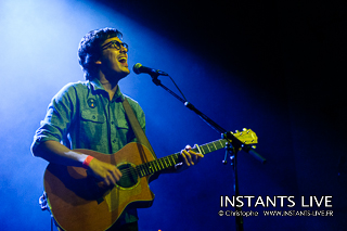 Luke Sital-Singh – Concert @ Grand Mix : Tourcoing : 06.03.2013