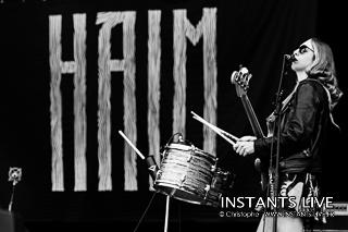 Haim - Concert @ Main Square Festival 2013
