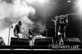 dEUS - Concert @ Main Square Festival 2013
