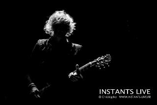 Louis Bertignac – Concert @ Aéronef : Lille : 28.11.2013