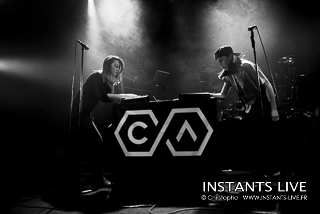 Carbon Airways – Concert @ Aéronef : Lille : 05.04.2014