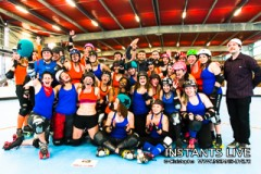 Roller Derby : Track Fighter - Match Féminin @ Lille