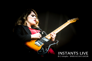 photos du concert de Anna Calvi @ Main Square Festival 2014 : Arras : 04.07.2014