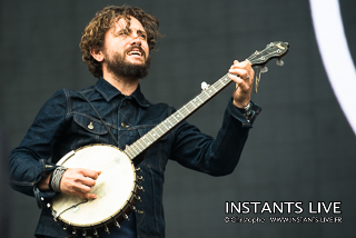 photos du concert de John Butler Trio @ Main Square Festival 2014 : Arras : 05.07.2014