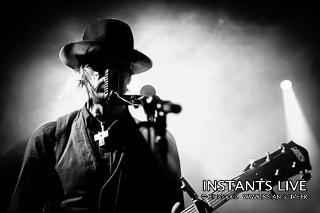 Wovenhand – Concert @ Grand Mix : Tourcoing : 26.02.2013
