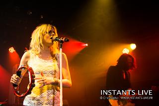 HollySiz – Concert @ Aéronef : Lille : 28.03.2014