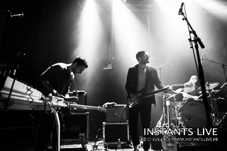 Suuns + Jerusalem In My Heart – Concert @ Grand Mix : Tourcoing